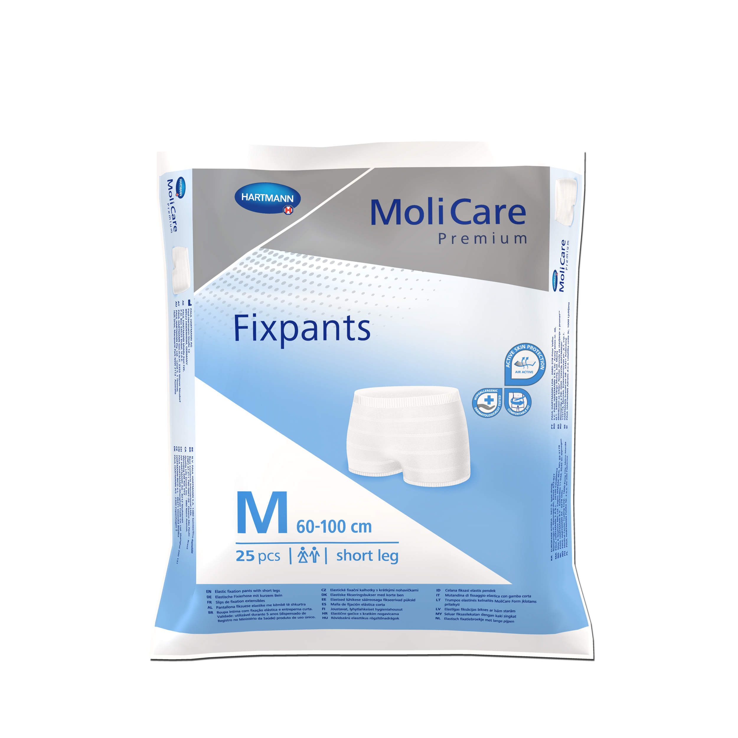 MoliCare Fixpants Short Leg